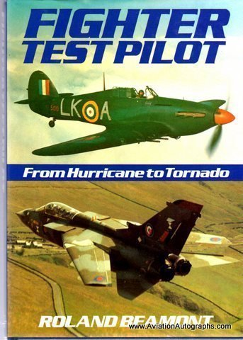 9780850598506: Fighter Test Pilot: From Hurricane to Tornado