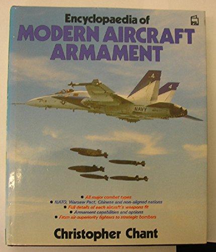 9780850598629: Encyclopaedia of Modern Aircraft Armament