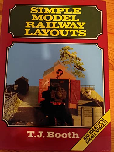 9780850598780: Simple Model Railway Layouts