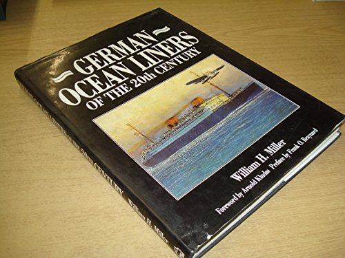 9780850598902: German Ocean Liners of the Twentieth Century