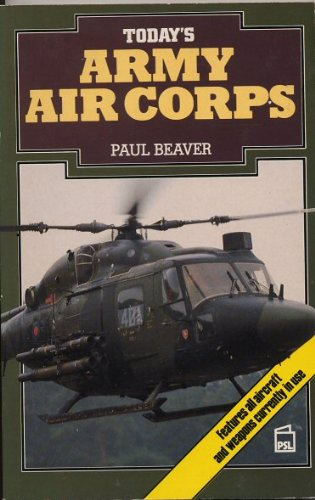 9780850598926: Today's Army Air Corps
