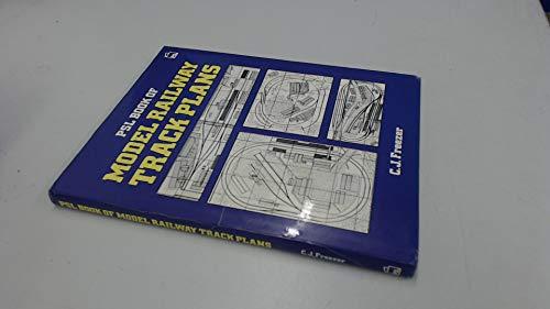 9780850599053: PSL Book of Model Railway Track Plans