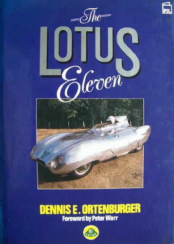 9780850599138: The Lotus Eleven: Colin Chapman's Most Successful Sports Racing Car