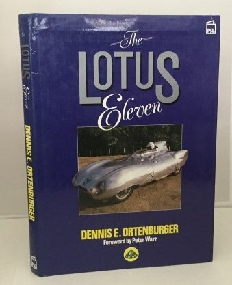 9780850599138: The Lotus Eleven: Colin Chapman's Most Successful Sports-Racing Car