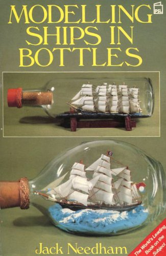 9780850599213: Modelling Ships in Bottles