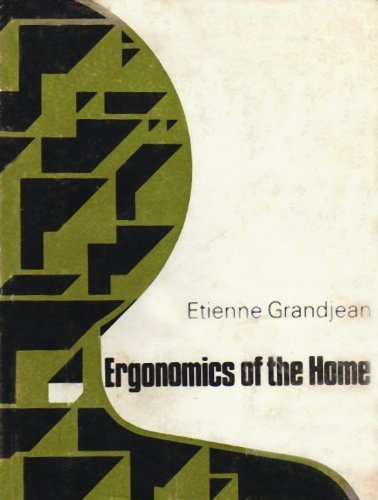 9780850660678: Ergonomics of the Home
