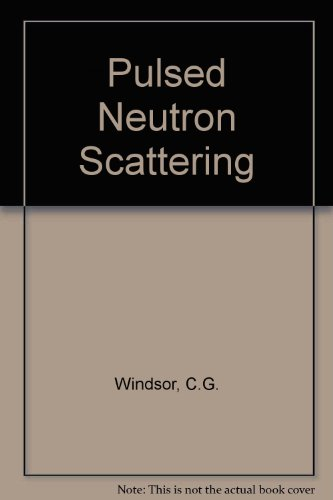 9780850661958: Pulsed Neutron Scattering