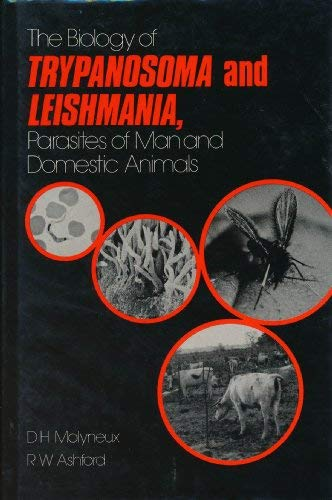 9780850662429: The Biology of Trypanosoma and Leishmania: Parasites of Man and Domestic Animals