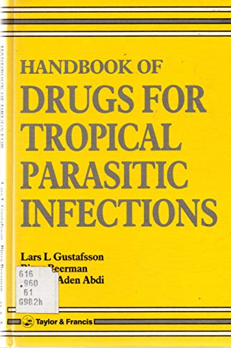 9780850664034: Handbook Of Drugs For Tropical Parasitic Infections