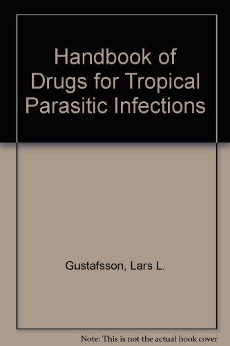 9780850664041: Handbook of Drugs For Tropical Parasitic Infections