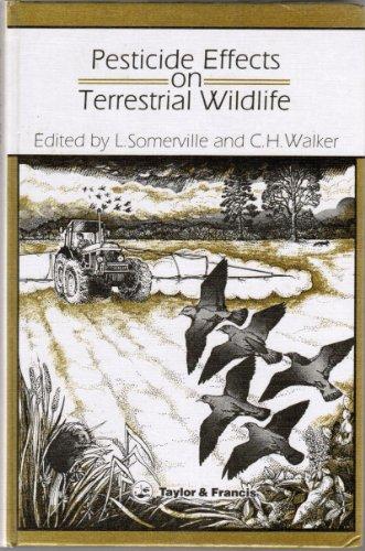 9780850667677: Pesticide Effects on Terrestrial Wildlife