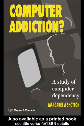 9780850667967: Computer Addiction Pb: A Study Of Computer Dependency