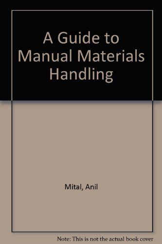 9780850668018: A Guide to Manual Materials Handling