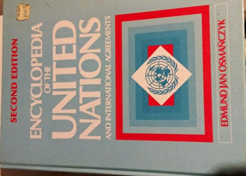 9780850668339: Encyclopedia of the United Nations