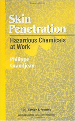 9780850668346: Skin Penetration: Hazardous Chemicals At Work