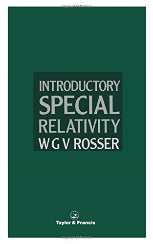 9780850668391: Introductory Special Relativity