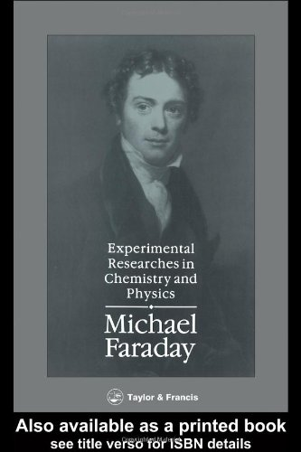 9780850668414: Experimental Researches In Chemistry And Physics