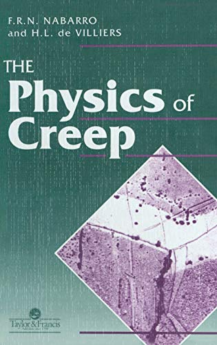 9780850668520: Physics Of Creep And Creep-Resistant Alloys