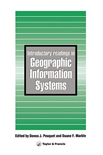 9780850668568: Introductory Readings In Geographic Information Systems
