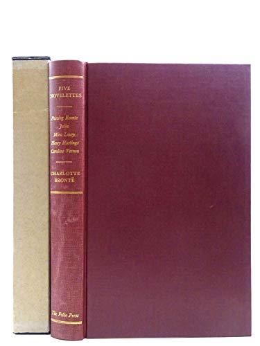 9780850670295: Five Novelettes: Passing Events, Julia, Mina Laury, Captain Henry Hastings, Caroline Vernon