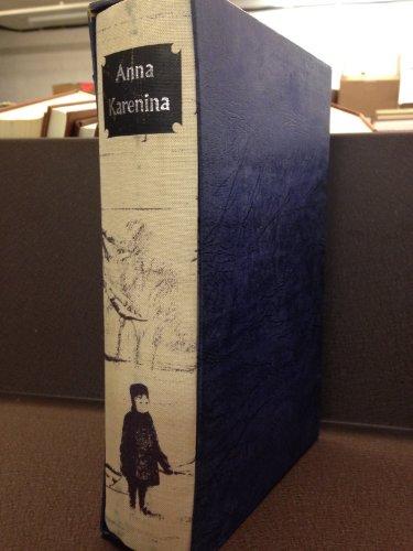 Anna Karenina: Tolstoy, Leo