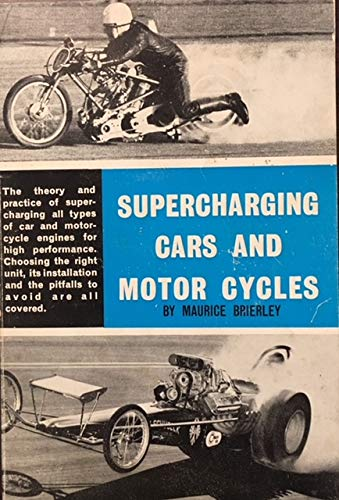9780850770100: Supercharging cars and motor cycles.