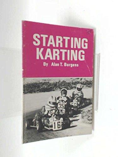 9780850770308: Starting Karting