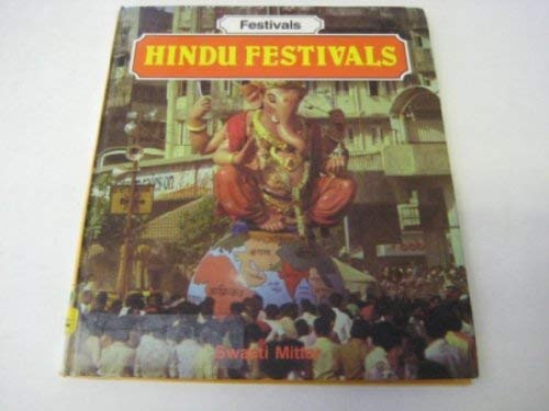 9780850785715: Hindu Festivals
