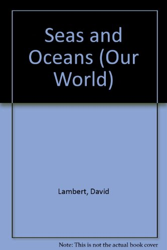 9780850788778: The Pacific Ocean (Seas And Oceans)