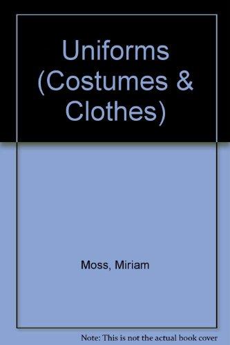 9780850789911: Uniforms (Costumes & Clothes)