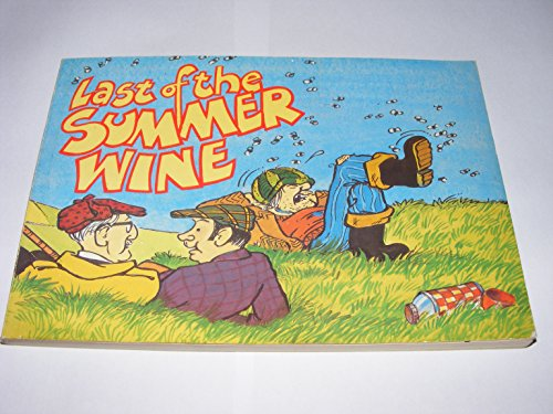 9780850791365: Last of the Summer Wine: Cartoon Book