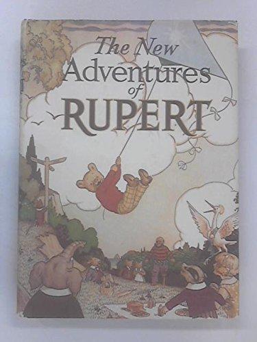 9780850791495: The New Adventures of Rupert [Rupert Annual 1936].