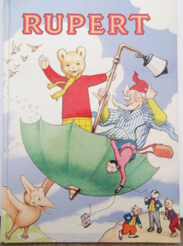 9780850791792: Rupert: The Daily Express Annual 1989