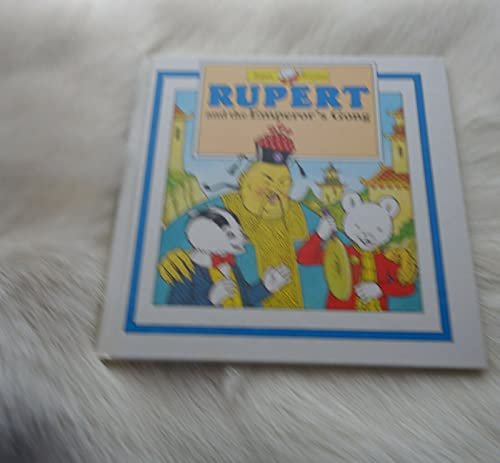 9780850792522: Rupert And The Emperor's Gong