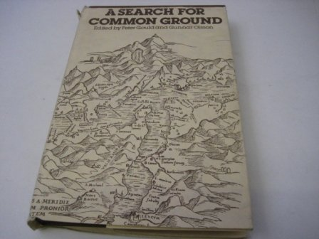 9780850860931: A Search for Common Ground
