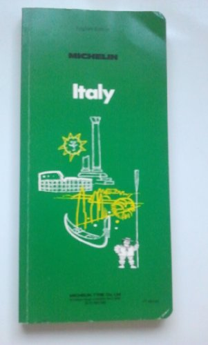 9780850900712: Michelin Green Guide to Italy: 7th ed (Green guides)