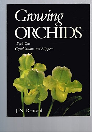 9780850911411: Growing Orchids: Cymbidiums and Slippers Bk. 1