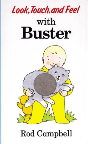 9780850914580: Look, Touch and Feel with Buster