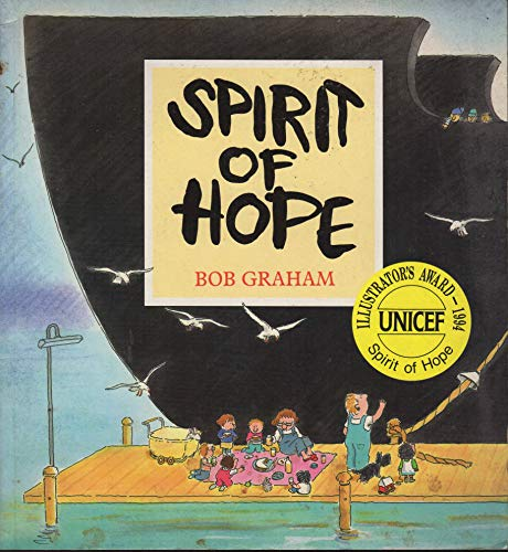 Spirit of Hope (0850916720) by Bob Graham