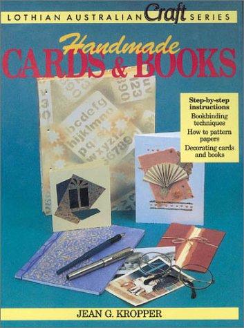 9780850917086: Handmade Cards & Books (Lothian Craft Series)