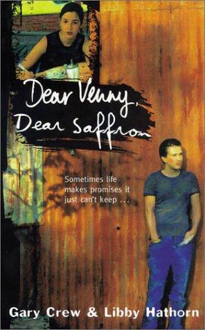 9780850919172: Dear Venny, Dear Saffron