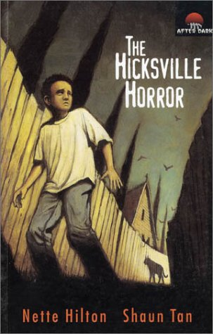 The Hicksville Horror (After Dark 37) (0850919770) by Hilton, Nette