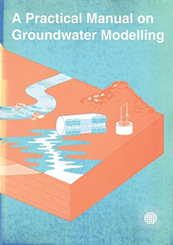 9780850923933: Practical manual on groundwater modelling