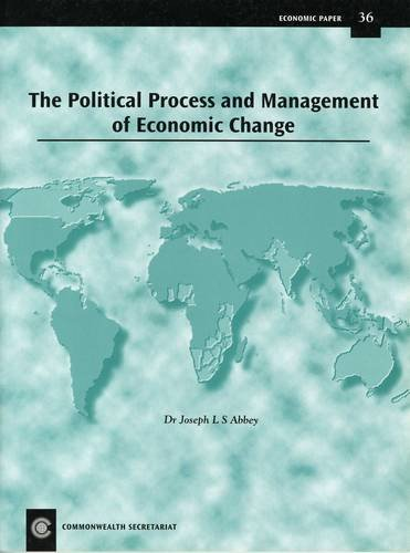 9780850925593: The Political Process and Management of Economic Change (Economic Paper Series)