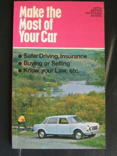 MAKE THE MOST OF YOUR CAR: Roscoe, Ken