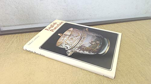 9780850970906: English porcelain (Letts all-colour collectors guides)