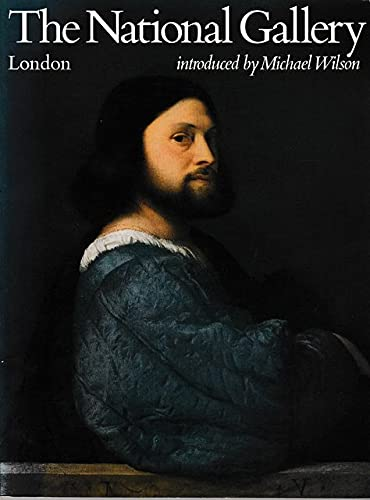 9780850972573: National Gallery (Letts guides)