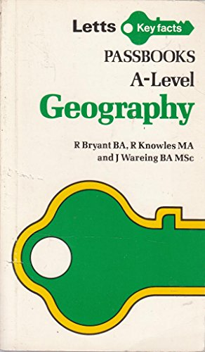 "9780850973884: Geography: ""A"" Level Passbook (Key Facts)"