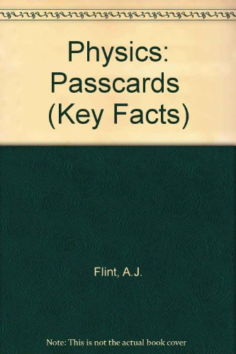 9780850975260: Physics (Key Facts S)