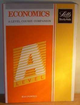 9780850978216: A-level Economics: Course Companion (Letts Study Aid)